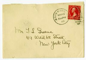 Anne D. Greene papers