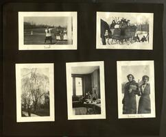 Photo Album of Margaret Thompson, class of 1917