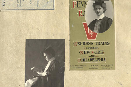 Helen Griffith Papers