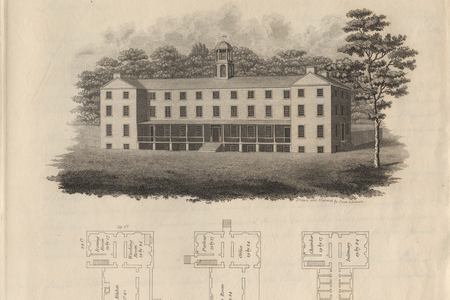 Haverford College Maps, Drawings, and Deeds