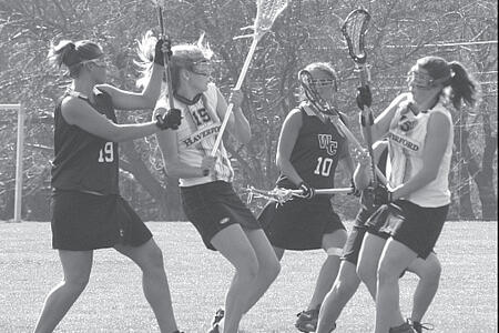 The Haverford Women's Lacrosse Team, 2005