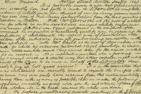 Friends Historical Library Miscellaneous Manuscripts Collection