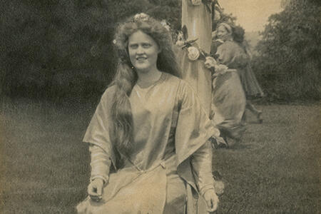 Mary Whitall Worthington Papers