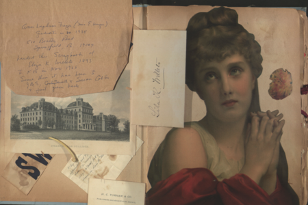 Swarthmore College Scrapbooks and Albums